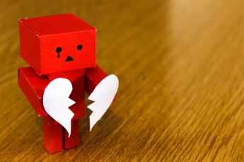 broken heart love sad